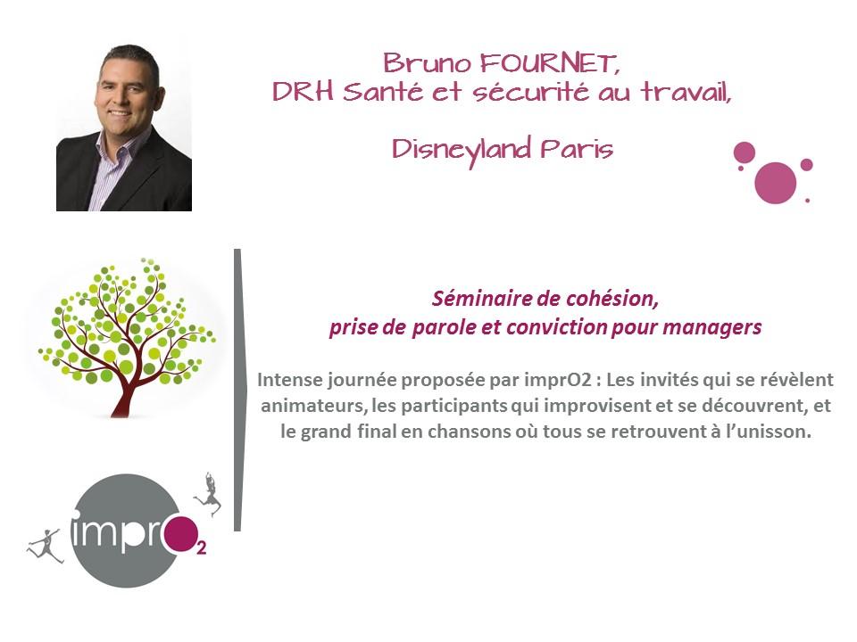 Témoignage Client ImprO2 formation Disneyland